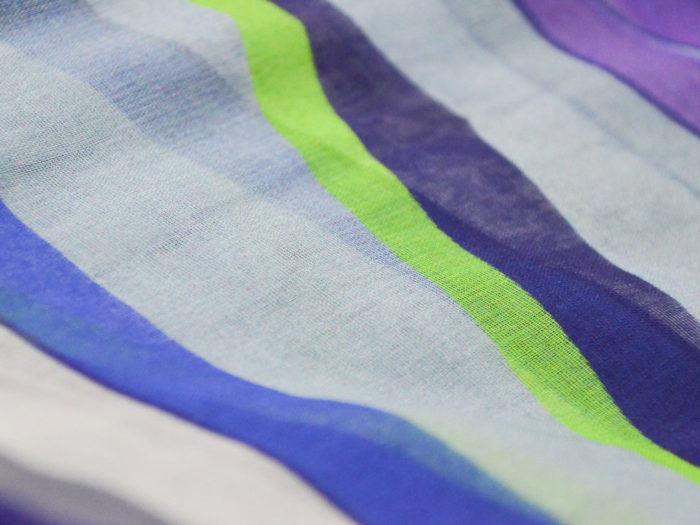 Fabric by Fukuda Orimono